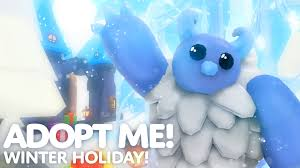 "Adopt Me! on Twitter: ""❄️Winter Holiday is live! ❄️ ☃️ 6 New festive pets,  including Legendary Snow Owl and Frost Fury! ⛸️ 4 New minigames - play to  earn Gingerbread! 🎁 New"